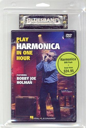 9781423403876: Play Harmonica Pack - Harmonica - DVD