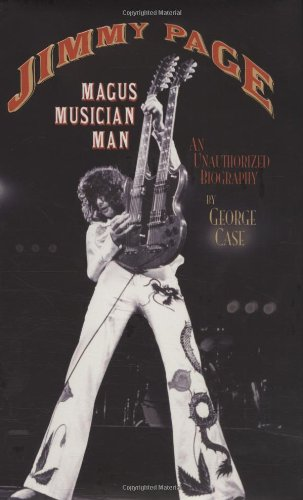 9781423404071: Jimmy Page: Magus, Musician, Man: An Unauthorized Biography