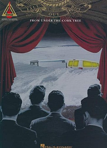 Fall Out Boy - From Under the Cork Tree: Guitar Recorded Versions: Fall Out Boy
