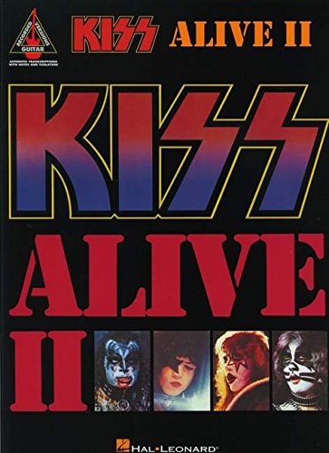 Kiss - Alive Ii (Guitar Recorded Versions): KISS
