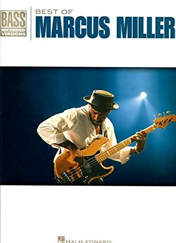 9781423404330: Best of Marcus Miller (Tab)