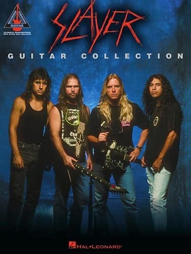 9781423404675: Slayer Guitar Collection (Guitar Recorded Version)