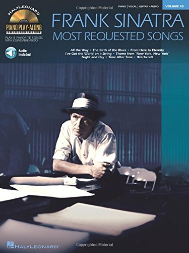 9781423405009: FRANK SINATRA MOST REQUESTED SONGS VOLUME 45 BK/CD (Hal Leonard Piano Play-Along)