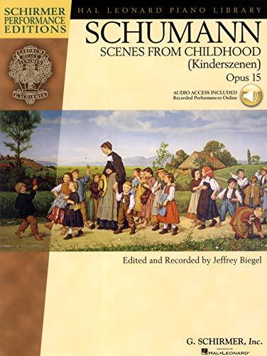 Schumann - Scenes from Childhood (Kinderscenen), Opus