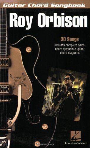 9781423405443: Roy Orbison: Guitar Chord Songbook (6 inch. x 9 inch.)