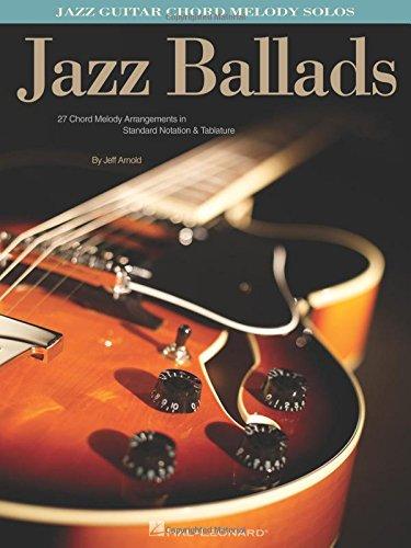 9781423405870: Jazz Ballads - Jazz Guitar Chord Melody Solos