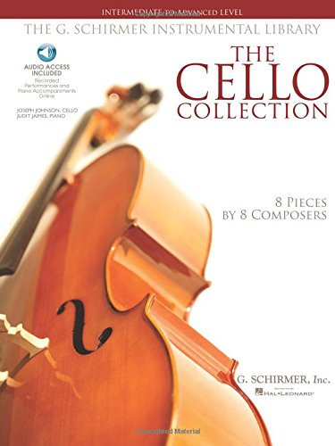 9781423406631: The Cello Collection Intermediate/Advanced Vlc Book/2Cd (G. Schirmer Instrumental Library)