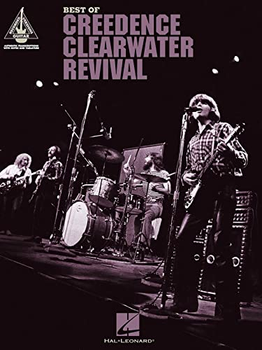 9781423406808: Creedence Clearwater Revival Best Of Guitar Tab.