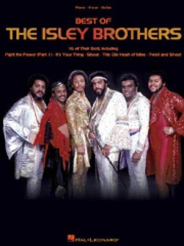 9781423406877: Best of the Isley Brothers (Piano/Vocal/Guitar Artist Songbook)