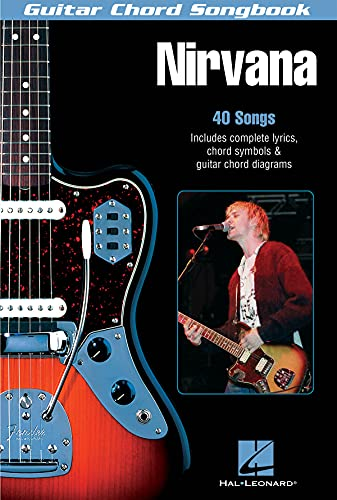 9781423406914: Nirvana Guitar Chord Song Book (Guitar Chord Songbooks)