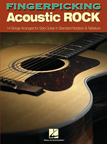 9781423407287: Fingerpicking Acoustic Rock Gtr