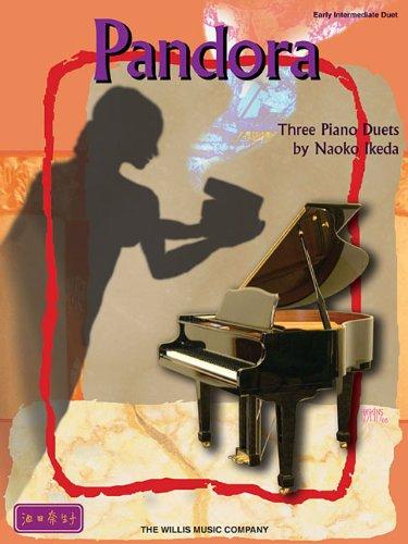 9781423407355: Pandora Early Intermediate Duet Three Piano Duets