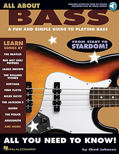 9781423408178: All About Bass: A Fun and Simple Guide to Playing Bass