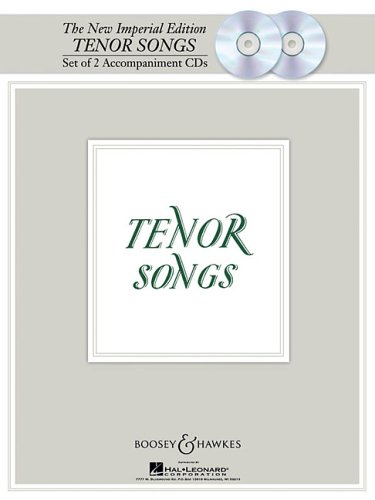 9781423408635: The New Imperial Edition: Accompaniment CDs Tenor Songs