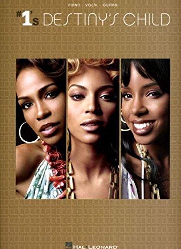 Destiny's Child - #1's (Piano/Vocal/Guitar Artist Songbook): Destiny's Child