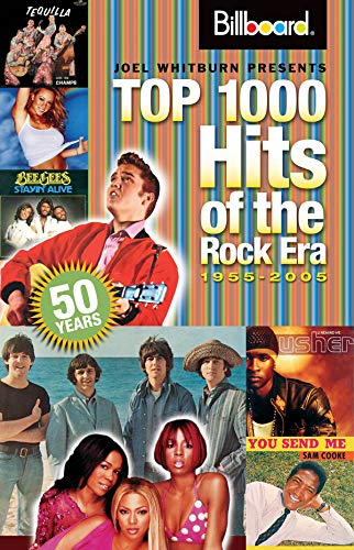 9781423409199: Billboard's Top 1000 Hits of the Rock Era - 1955-2005
