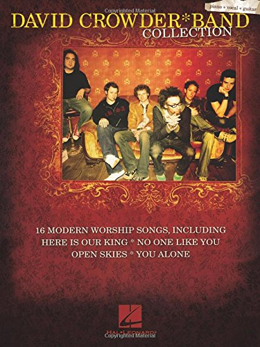 9781423409472: The David Crowder*Band Collection