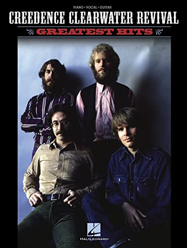 9781423409533: Creedence Clearwater Revival - Greatest Hits