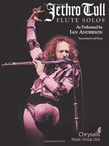 Jethro Tull Flute Solos: Tull, Jethro