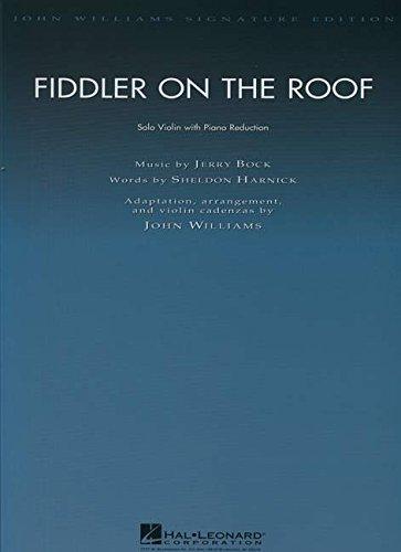 9781423410188: Fiddler on the roof violon