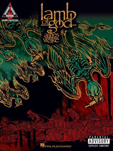 9781423410904: Lamb of God - Ashes of the Wake