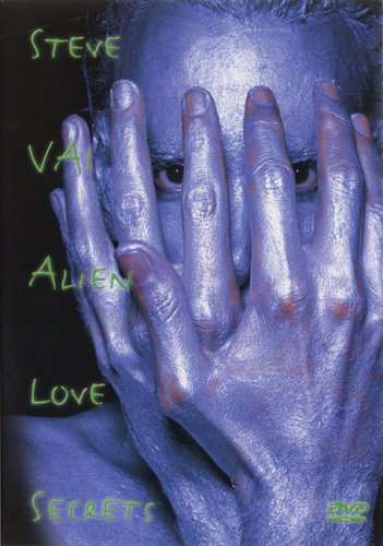 9781423411109: Steve Vai: Alien Love Secrets [USA] [DVD]