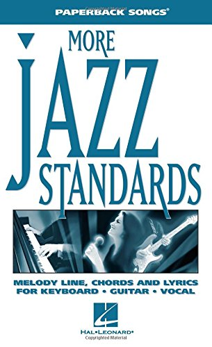 More Jazz Standards (Paperback Songs)
