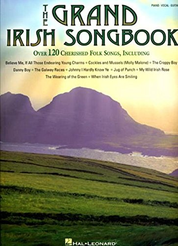 9781423411352: The Grand Irish Songbook Piano, Voix, Guitare
