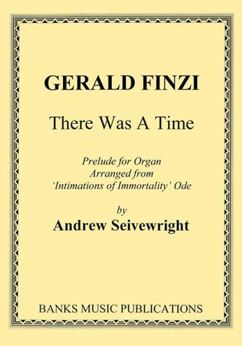 9781423411840: Gerald Finzi - There Was a Time