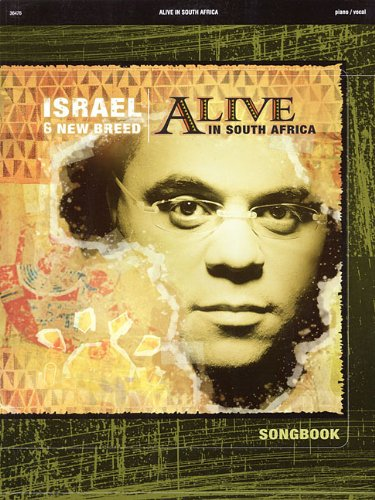 9781423412175: Israel and New Breed - Alive in South Africa