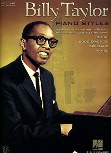 9781423412267: Billy Taylor Piano Styles Pf