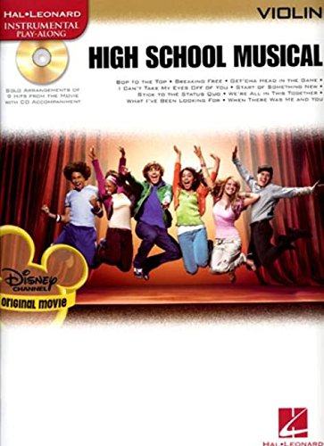 9781423412908: High School Musical: Violin