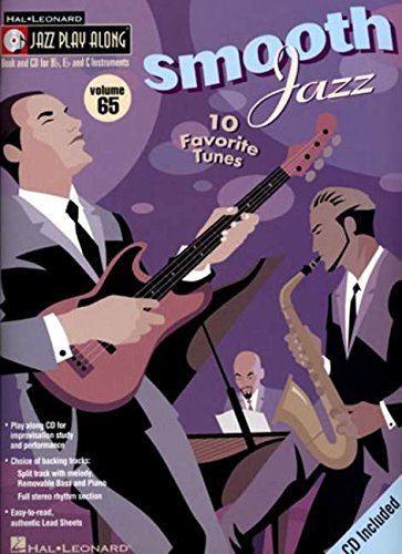 9781423413431: Smooth Jazz: Jazz Play-Along Series Volume 65