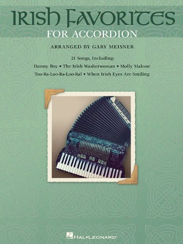 Irish Favorites for Accordion: Meisner, Gary
