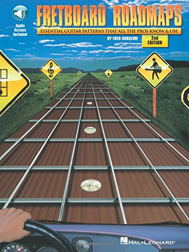 9781423413523: Fretboard Roadmaps: The Essential Guitar Patterns That All the Pros Know and Use