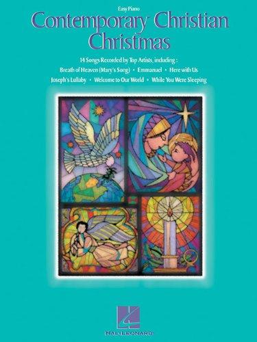 9781423413653: Contemporary Christian Christmas Easy Piano