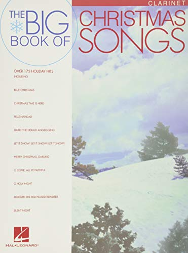9781423413677: Big Book of Christmas Songs for Clarinet