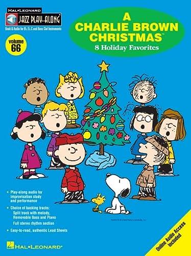 9781423413905: Jpa 66 Charlie Brown Christmas Bkcd (Jazz Play-Along)
