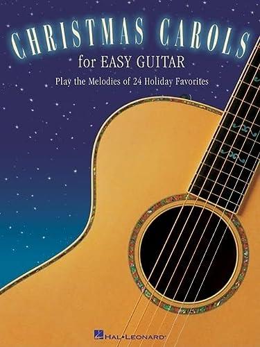 9781423413950: Christmas Carols for Easy Guitar (Guitar Book)