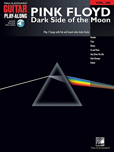 9781423414100: Pink Floyd: Dark Side of the Moon (Book & CD)