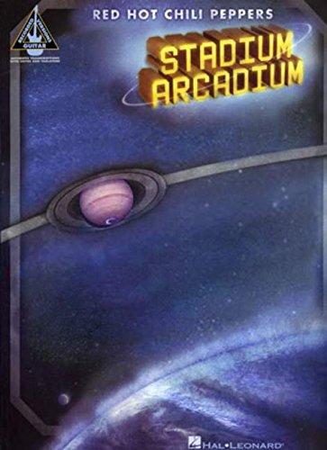9781423415800: Red Hot Chili Peppers - Stadium Arcadium Guitar Tab.