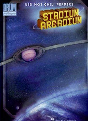 9781423415824: Red Hot Chili Peppers Stadium Arcadium (Drum Recorded Versions) Drums