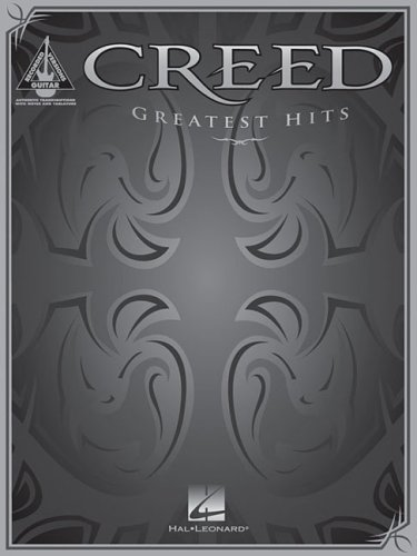9781423415909: Creed - Greatest Hits (Guitar Recorded Versions)