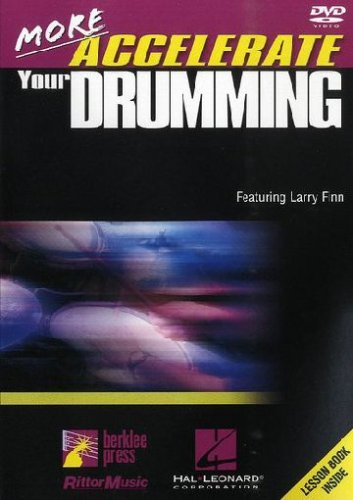 MORE ACCELERATE YOUR DRUMMING (DVD) Format: DvdRom