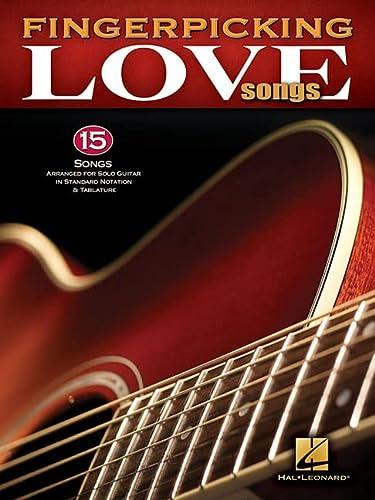9781423416548: Fingerpicking Love Songs
