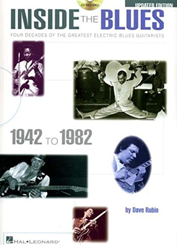 INSIDE THE BLUES 1942-1982 BK/CD UPDATED EDITION