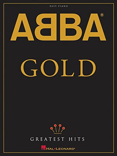 9781423417040: ABBA - Gold: Greatest Hits for Easy Piano
