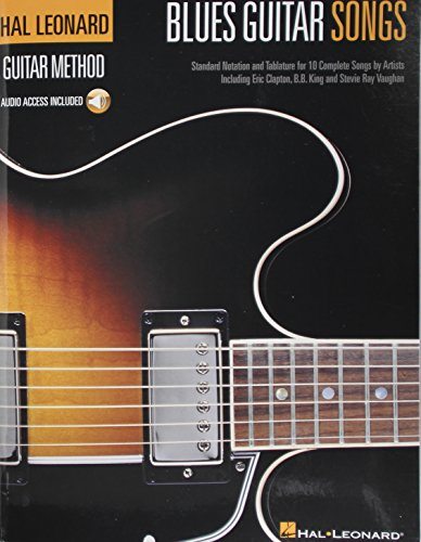 9781423417767: Blues Guitar Songs (Tab Book & CD)