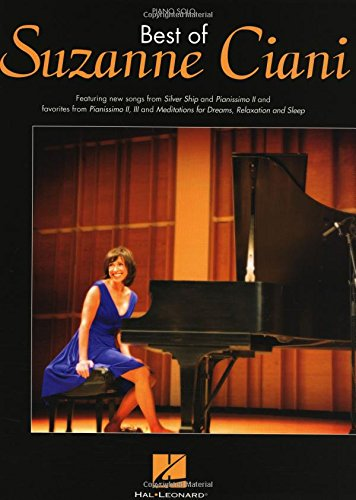 9781423417828: Best of Suzanne Ciani: Piano Solo