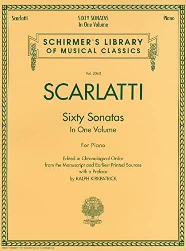 60 Sonatas, Books 1 and 2 (Schirmers